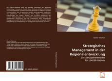 Portada del libro de Strategisches Management in der Regionalentwicklung