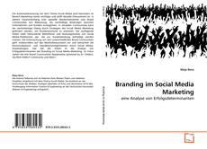 Borítókép a  Branding im Social Media Marketing - hoz