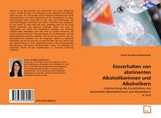 Buchcover von Essverhalten von abstinenten Alkoholikerinnen und Alkoholikern