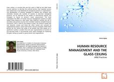 Обложка HUMAN RESOURCE MANAGEMENT AND THE GLASS CEILING