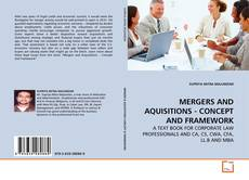 Обложка MERGERS AND AQUISITIONS - CONCEPT AND FRAMEWORK