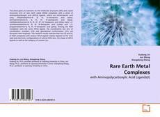 Portada del libro de Rare Earth Metal Complexes