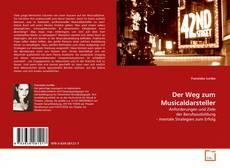 Buchcover von Der Weg zum Musicaldarsteller