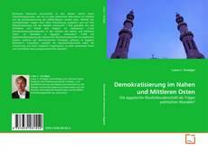Buchcover von Demokratisierung im Nahen und Mittleren Osten
