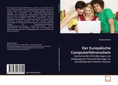 Bookcover of Der Europäische Computerführerschein