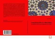 Buchcover von Frauenrechte in Marokko