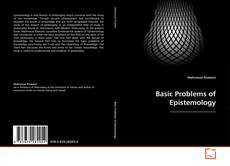Bookcover of Basic Problems of Epistemology