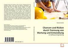 Bookcover of Chancen und Risiken durch Trennung von Wartung und Entwicklung