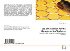 Обложка Use of Cinnamon for the Management of Diabetes