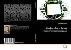 Обложка Ultrahochfester Beton