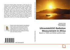 Couverture de Ultraviolet(UV) Radiation Measurement in Africa
