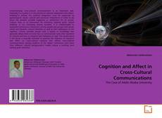 Cognition and Affect in Cross-Cultural Communications kitap kapağı
