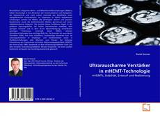 Bookcover of Ultrarauscharme Verstärker in mHEMT-Technologie