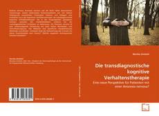 Buchcover von Die transdiagnostische kognitive Verhaltenstherapie