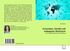 Обложка Innovation, Handel und endogenes Wachstum