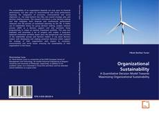Organizational Sustainability的封面