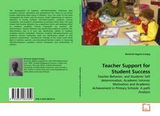 Copertina di Teacher Support for Student Success