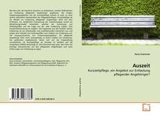 Bookcover of Auszeit