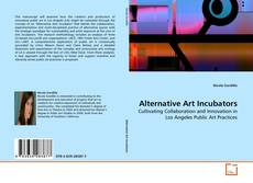 Couverture de Alternative Art Incubators