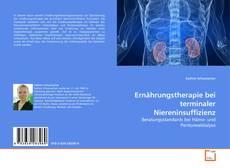 Buchcover von Ernährungstherapie bei terminaler Niereninsuffizienz