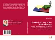 Bookcover of Qualitätssicherung in der Heimerziehung