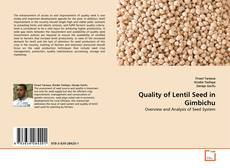Bookcover of Quality of Lentil Seed in Gimbichu