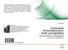 Bookcover of Psychosoziale Prozessbegleitung für Kinder und Jugendliche