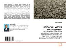 Bookcover of IRRIGATION WATER MANAGEMENT