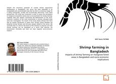 Capa do livro de Shrimp farming in Bangladesh