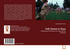 Bookcover of Folk Games in Raya