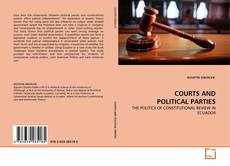 Copertina di COURTS AND POLITICAL PARTIES