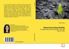 Capa do livro de Reconstructing Reality