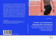 Borítókép a  Fusion zum Deutschen Olympischen Sportbund - hoz