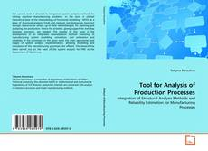 Couverture de Tool for Analysis of Production Processes