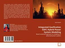 Integrated Gasification SOFC Hybrid Power System Modeling kitap kapağı