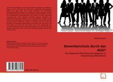 Capa do livro de Bewerberschutz durch das AGG?