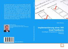 Bookcover of Implementierung eines 360 Grad Feedbacks