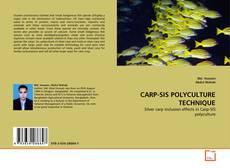Bookcover of CARP-SIS POLYCULTURE TECHNIQUE