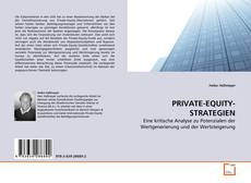 Bookcover of PRIVATE-EQUITY-STRATEGIEN