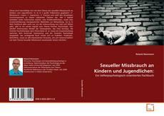 Capa do livro de Sexueller Missbrauch an Kindern und Jugendlichen: