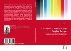 Couverture de Motopomo: 20th Century Graphic Design