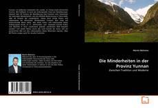 Bookcover of Die Minderheiten in der Provinz Yunnan