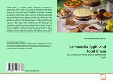 Обложка Salmonella Typhi and Food Chain
