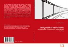 Capa do livro de Hollywood Goes Graphic