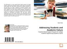 Addressing Students and Academic Failure的封面