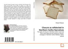 Bookcover of Closure as refelected in Northern Sotho Narratives