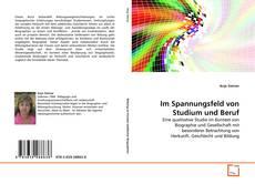 Portada del libro de Im Spannungsfeld von Studium und Beruf
