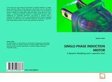 Capa do livro de SINGLE-PHASE INDUCTION MOTOR