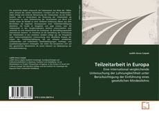 Bookcover of Teilzeitarbeit in Europa