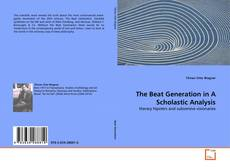 Buchcover von The Beat Generation in A Scholastic Analysis